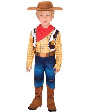 Toy Story 4 Woody Boy's Fancy Dress Costume