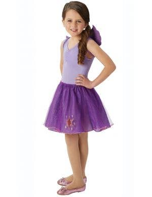 Twilight Sparkle Girls My Little Pony Purple Tutu and Wings Costume Set