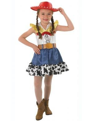 Jessie The Yodeling Cowgirl Toy Story Costume for Girls