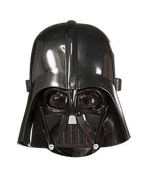 Black Darth Vader Children's Mask Image 1