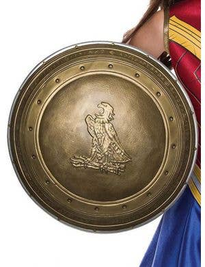 Wonder Woman Girl's Officially Licensed Costume Shield