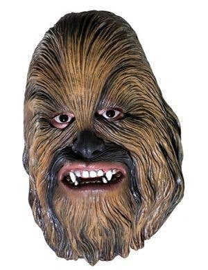 Rubies Chewbacca Children's Costume Mask Image 1