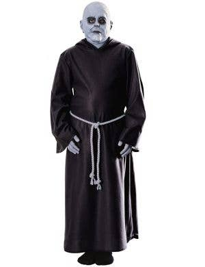 Boys Halloween Uncle Fester Fancy Dress Costume