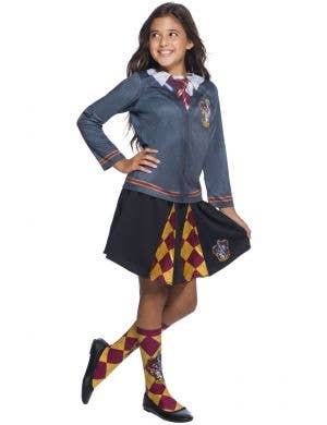 Harry Potter Gryffindor Girl's Costume Skirt