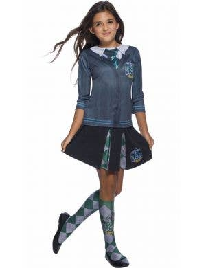 Harry Potter - Slytherin Girls Costume Skirt