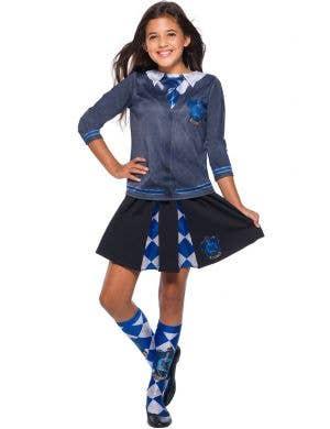 Harry Potter - Ravenclaw Girls Costume Skirt