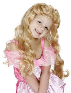 Sleeping Beauty Girls Princess Wig
