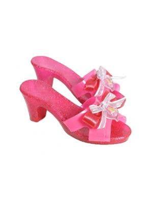 Disney Princess Sleeping Beauty Girl's Pink Costume Shoes