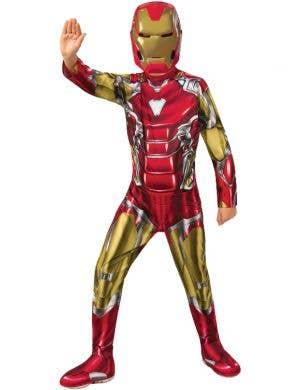 Iron Man Avengers Endgame Boys Fancy Dress Costume