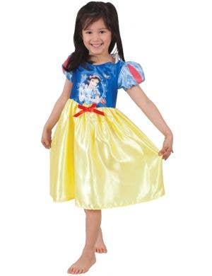 Snow White Classic Girl's Disney Princess Fairy-Tale Costume