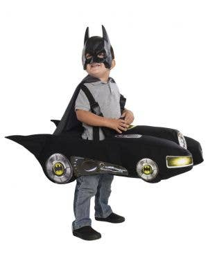 The Batmobile Toddler Boys Fancy Dress Costume