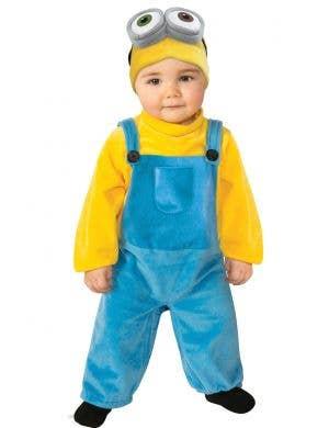 Minion Bob Toddler Boys Despicable Me Fancy Dress Costume