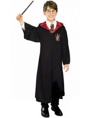 Harry Potter Kids Classic Costume Robe and Wand