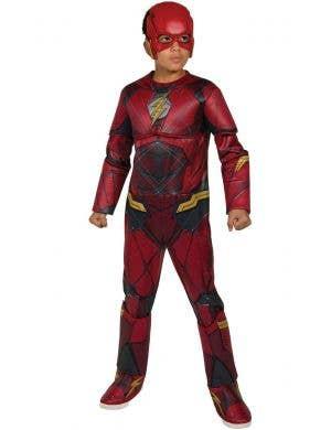 Justice League Boy's The Flash Superhero Costume