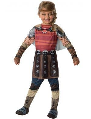 Girls How To Train Your Dragon Astrid Fancy Dress Costume