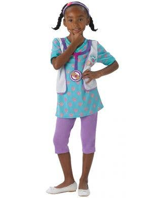 Doc McStuffins Girls Book Week Costume