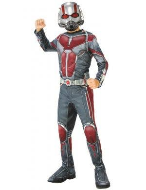Ant-Man Boy's Marvel Avengers Costume