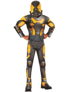 Yellowjacket Kids Villain Ant-Man deluxe costume main image