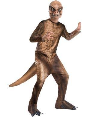 Tyrannosaurus Rex Boys Jurassic World Dinosaur Costume