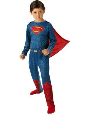 Boys Superman Dawn Of Justice Superhero Costume