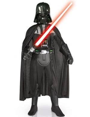 Darth Vader Star Wars Lightsaber Kids Costume