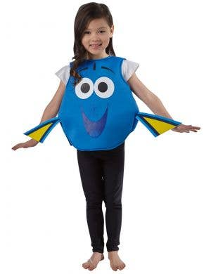 Finding Dory Girls Dory Tabard Costume
