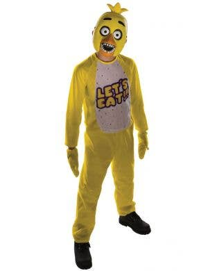 Five Nights At Freddy's - Kid's Chica The Chicken Costume