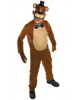 Five Nights At Freddy's - Tween Boy's Freddy Costume