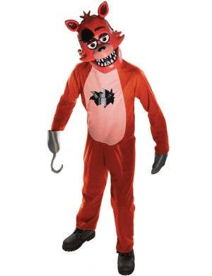 Five Nights at Freddy's - Boy's Tween Foxy Costume