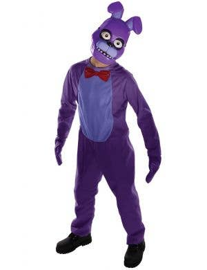 Five Nights at Freddy's - Boys Tween Bonnie Costume
