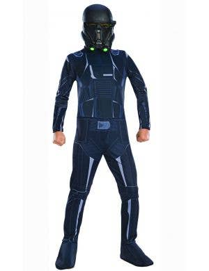 Classic Star Wars Death Trooper Costume For Kids Main Image