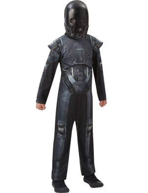 K2SO Droid Star Wars Rogue One Boys Costume Main Image