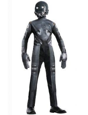Teen Boys Droid Kay-Tuesso K-2SO Star Wars Rogue One Costume