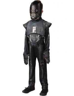 K2SO Rogue One Droid Star Wars Tween Boys Costume Main Image
