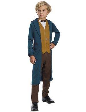 Classic Newt Scamander Boys Fantastic Beasts Costume