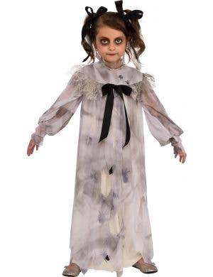 Sweet Screams Girl's Freaky Halloween Fancy Dress Costume