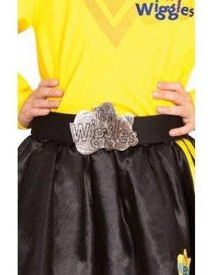 The Wiggles - Costume Accessory Black Belt