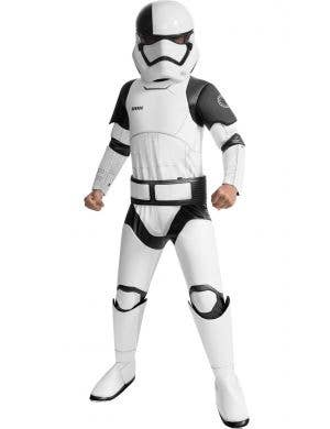 Kids Deluxe Stormtrooper Executioner Costume Main Image