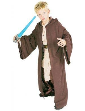Deluxe Star Wars Boys Jedi Robe Costume Accessory