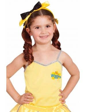 The Wiggles - Emma Girl's Ballet Costume Top