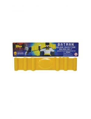Boy's Deluxe Injection Molded Batman Belt Costume Accessory