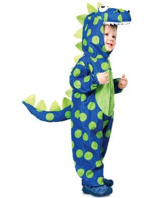 Doug The Dino Kid's Dinosaur Costume