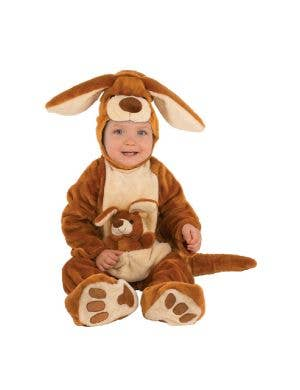 Kangaroo Toddler Animal Onesie Fancy Dress Costume