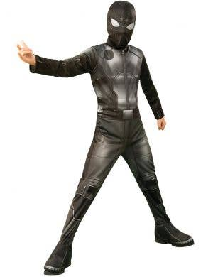 Spiderman Far From Home Boys Stealth Suit Costume