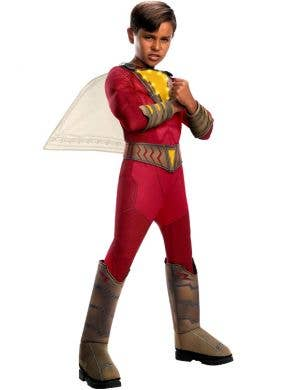 Shazam! Boys Deluxe Light Up Superhero Costume