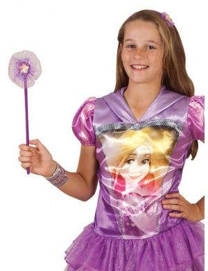 Rapunzel Headband and Wand Costume Accessory Kit