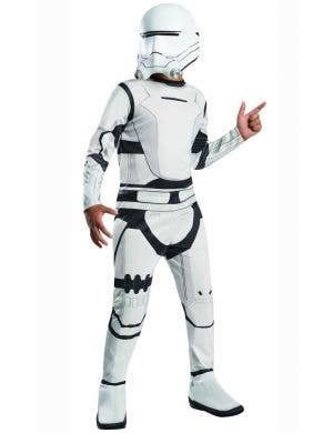 Stormtrooper Kids Flame Trooper Star Wars Costume Main Image