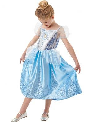 Cinderella Gem Princess Girls Disney Costume