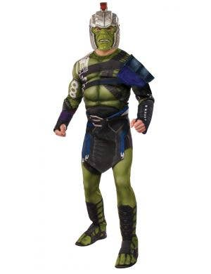 War Hulk Deluxe Men's Hulk Superhero Costume