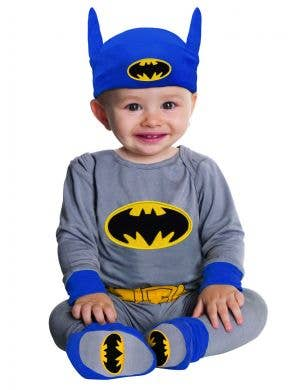 Batman Baby Onsie Fancy Dress Costume